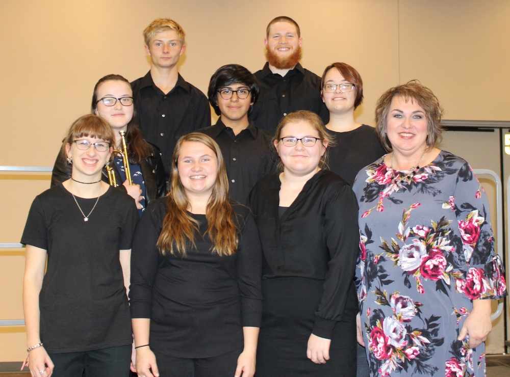 8 students selected to attend Hawkfest at Northeast CommunityCollege