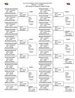 Boys State Basketball Bracket